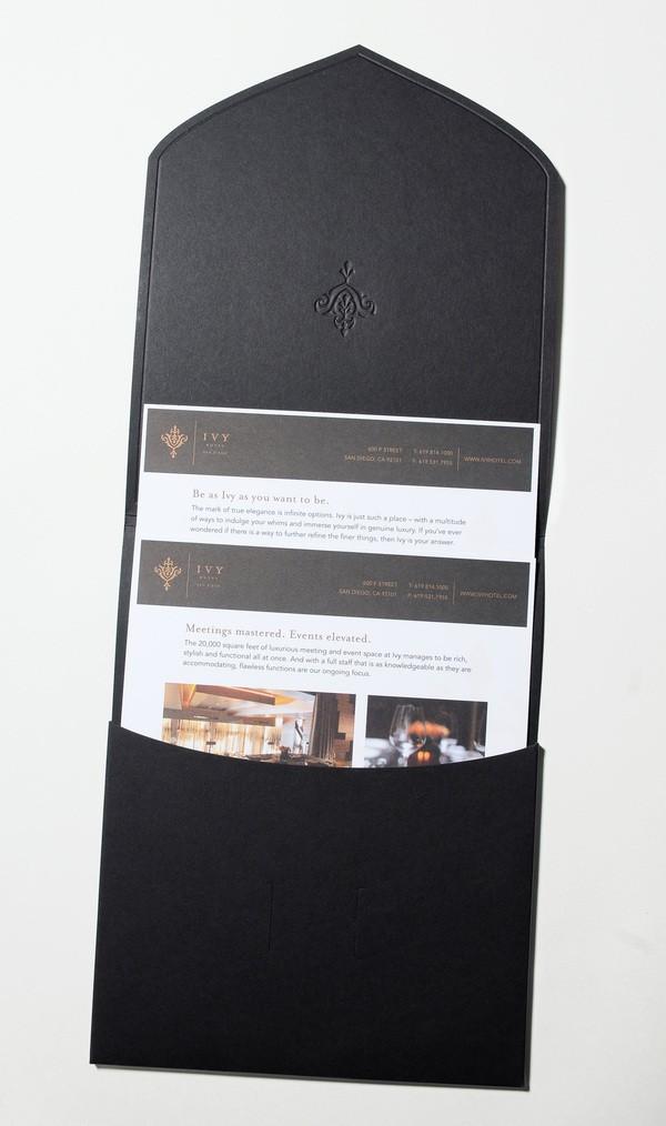 40 Epic Presentation Folder Designs