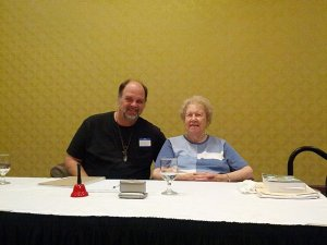 Dolores Cannon and Andy Sway