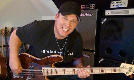 VIDEO #1 NORDSTRAND VJ5 CHARITY BASS – DOMINANT 7 LESSON