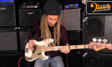 VIDEO #15 REMCO 3 GHOST BASS (FLAT WOUNDS)