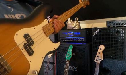 Nordstrand P Bass Pickups – Various Models Demo