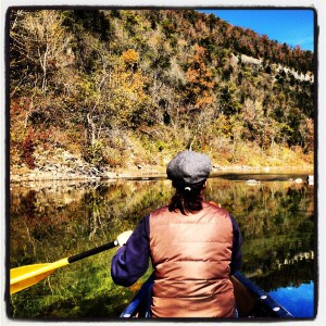 The Ozarks: A modest code of life. Humility inspired by breathtaking surroundings.