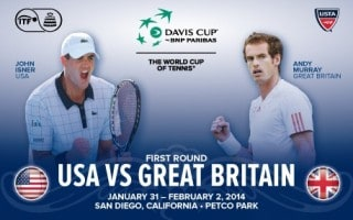Check out this preview with U.S. Davis Cup Team Captain Jim Courier