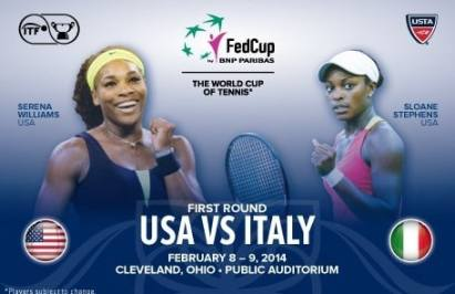 Check out this preview with U.S. Fed Cup Team Captain Mary Jo Fernandez