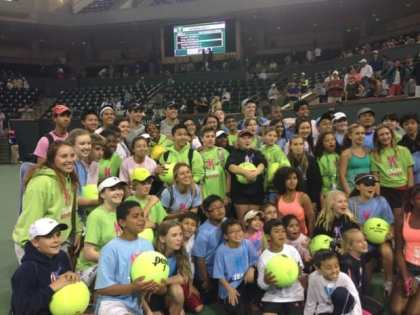 Class. Bob and Mike Bryan with Team Bryan