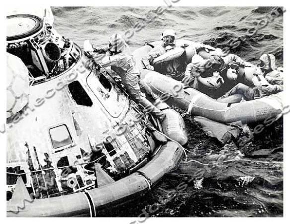 Apollo 11 Le Retour