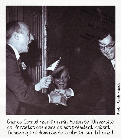 Conrad Princeton gag Gemini 5