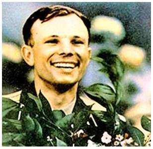Le Sourire de Gagarine