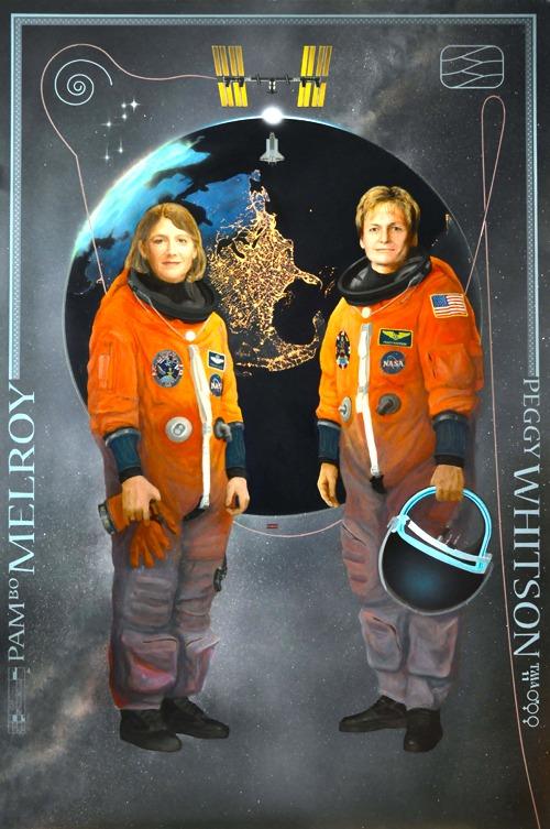 Melroy et Whitson