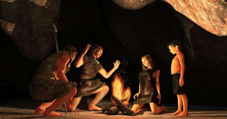 Les hommes des cavernes fake ou réalité?