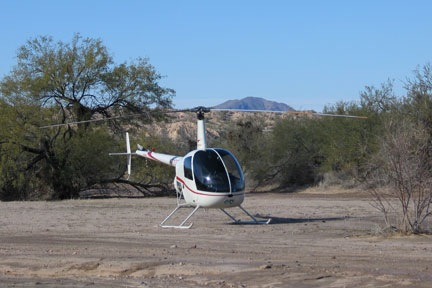 R22 in Riverbed