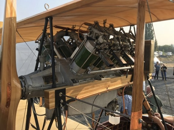 Curtiss Flying Boat Engine
