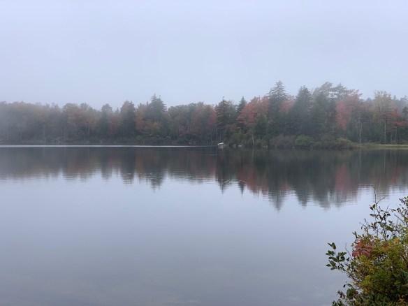 Wallingford Pond.