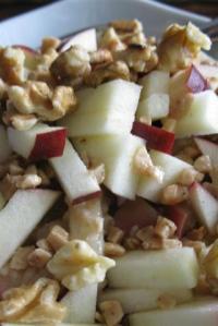 Caramel Apple Oats