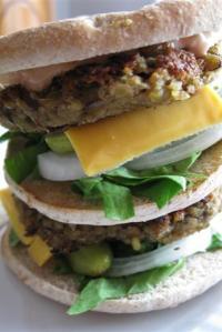 Vegetarian Big Macs