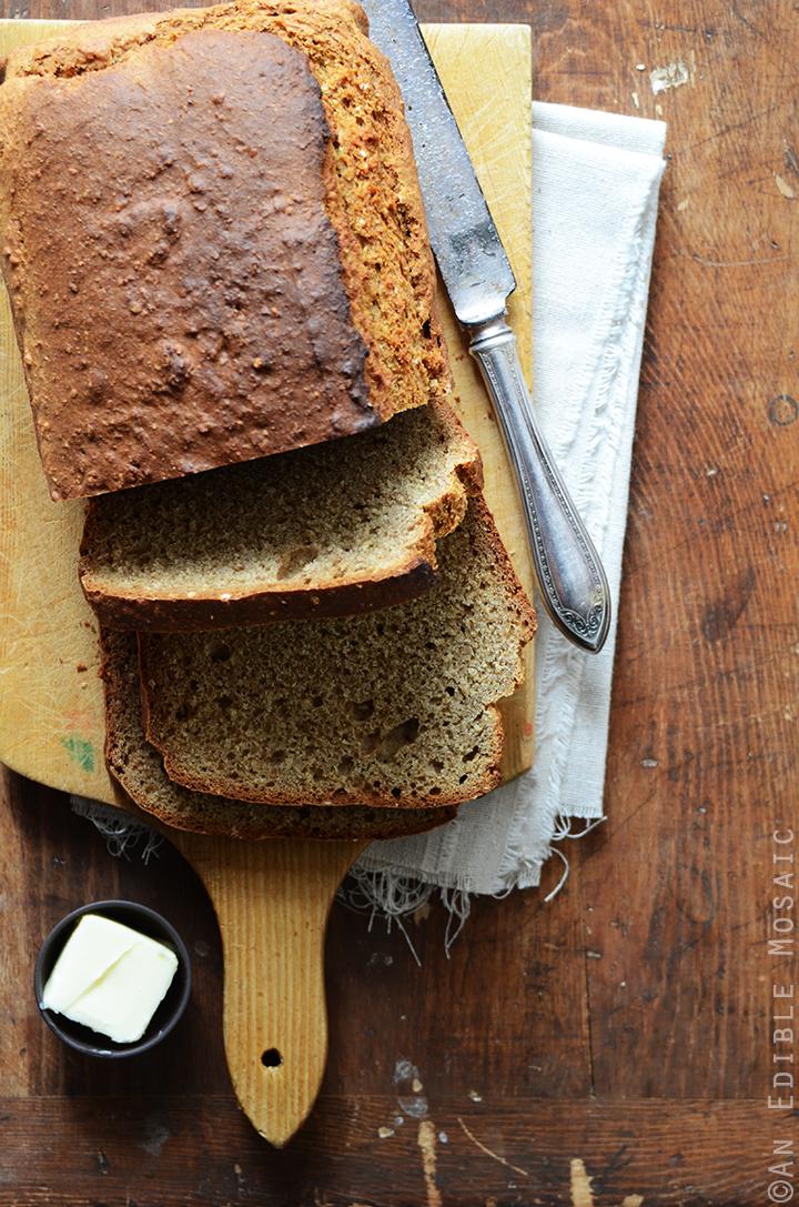 Irish Brown Soda Bread 3