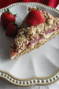 Happy Mother's Day, Recipe for Strawberries & Cream Cake, & Giveaway Winner