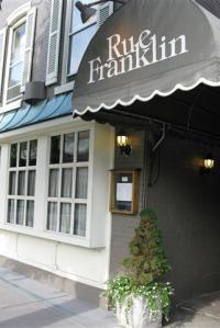Rue Franklin, Buffalo, New York
