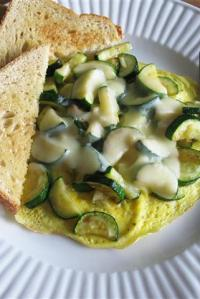 Meals in Minutes — Open-Face Omelet