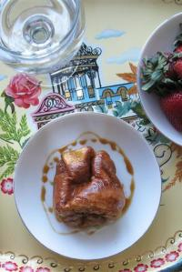 Honey-Glazed Popovers