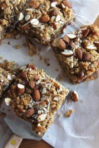 Jam Bar Cookies {Gluten-Free & Naturally Sweetened}