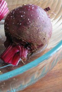 Simply Prepared Beets