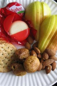 Meals in Minutes — Fruit, Cheese, & Nut Plates