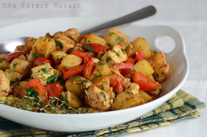 Turkey Vegetable Hash 3
