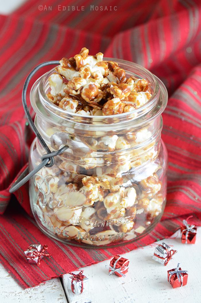 Gingerbread Popcorn 2