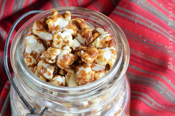 Gingerbread Popcorn 4