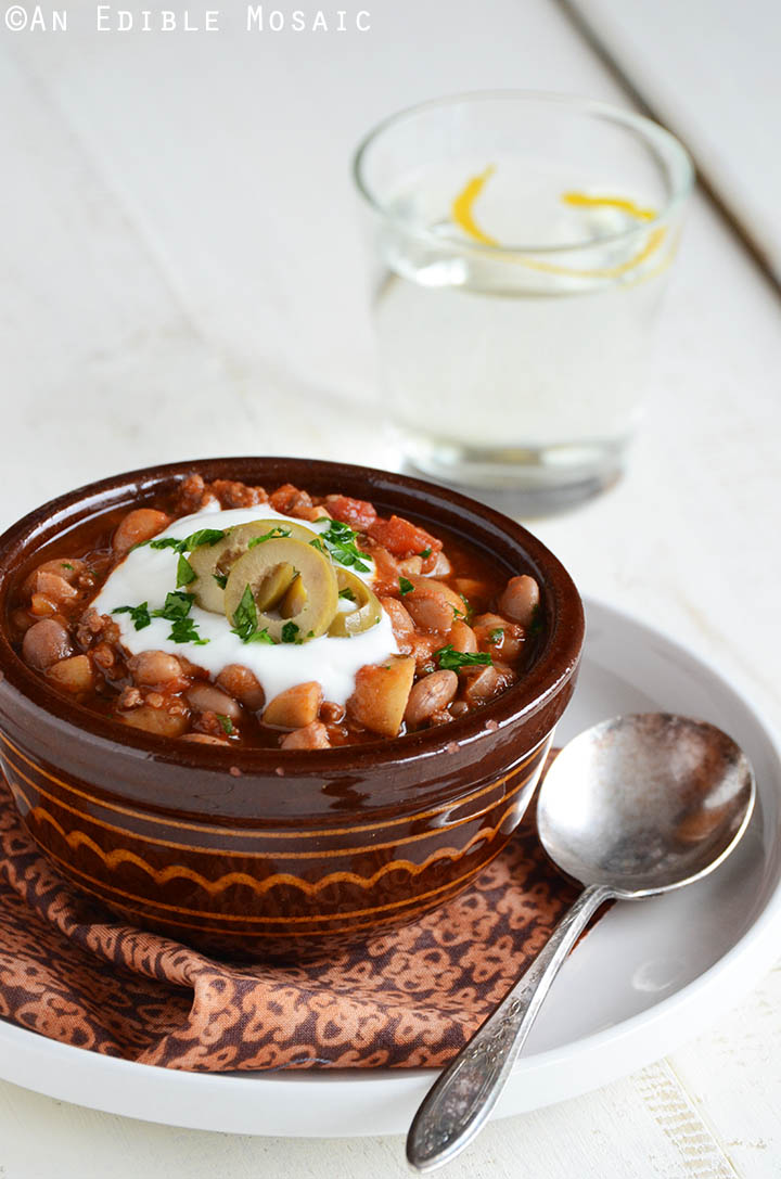 Chili with a Spanish Flair 1