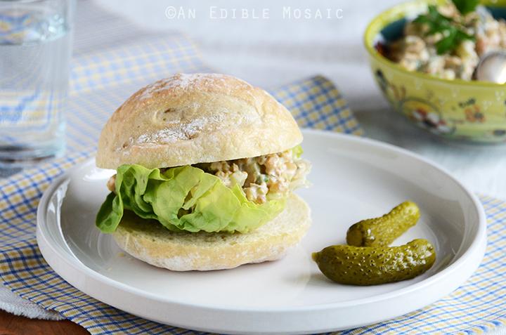 "The Ultimate Mock ""Tuna"" Salad {Vegan} 3"
