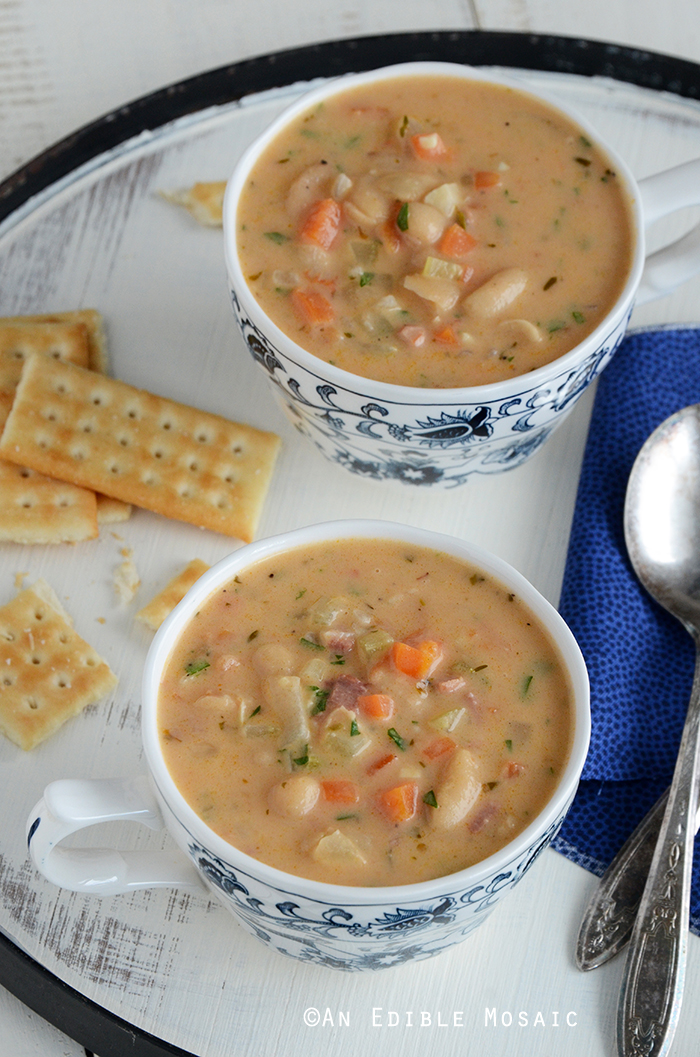 White Bean Chowder 2