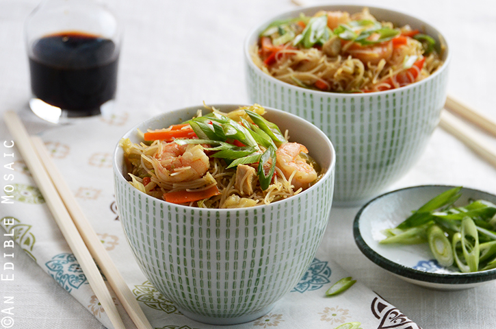 Singapore Mei Fun Noodles 3