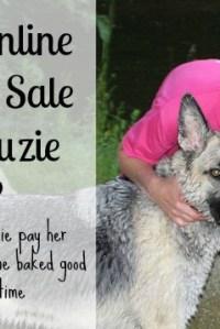 An Online Bake Sale for Suzie