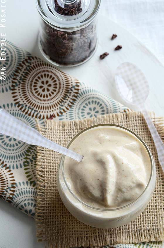 Healthy Peanut Butter, Banana, and Honey Milkshake 3
