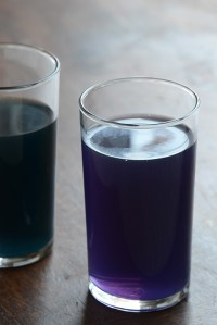 How to Make Natural Purple, Teal (Blue-Green), & Fuchsia (Purple-Pink) Food Colorings {Using the Red Cabbage Method & the Blueberry Method}