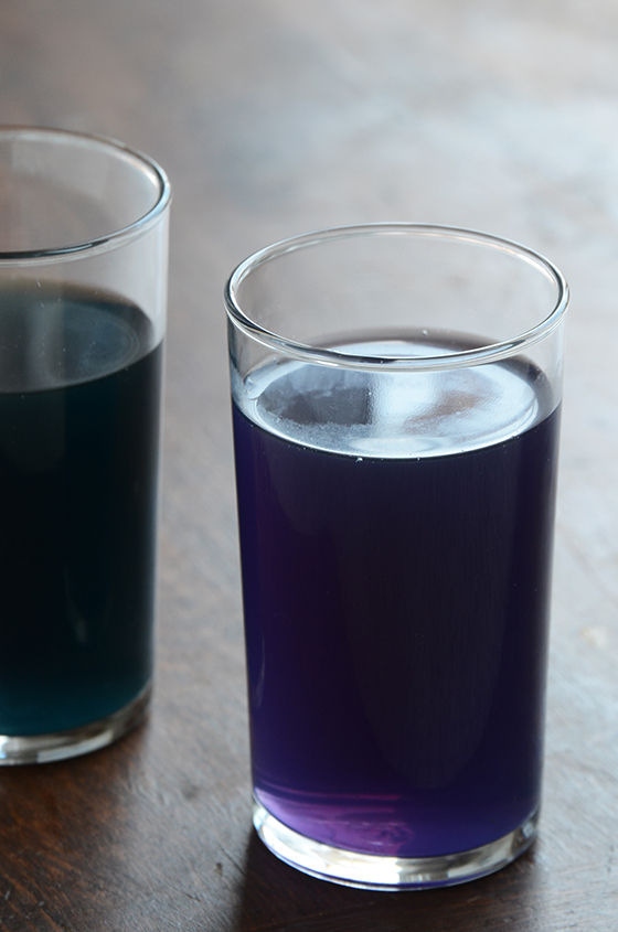 How to Make Natural Purple, Teal (Blue-Green), & Fuchsia (Purple ...