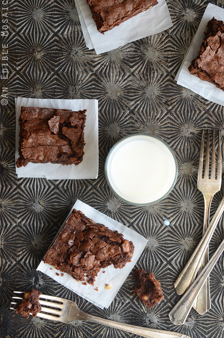 The Best Chewy Brownies 2