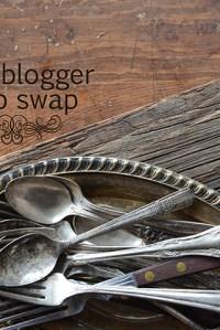 Food Blogger Prop Swap 2013