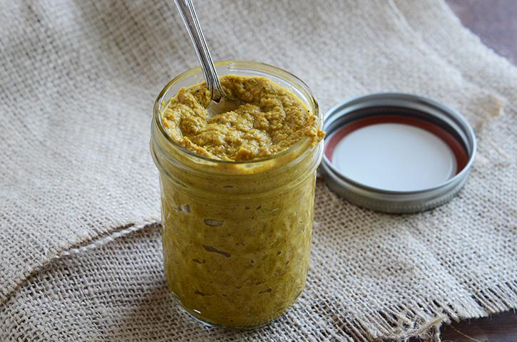 Homemade Madras Curry Paste