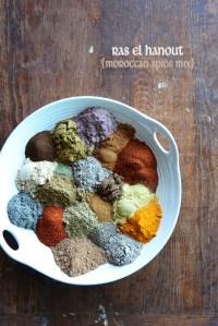 Ras el Hanout {Moroccan Spice Mix}