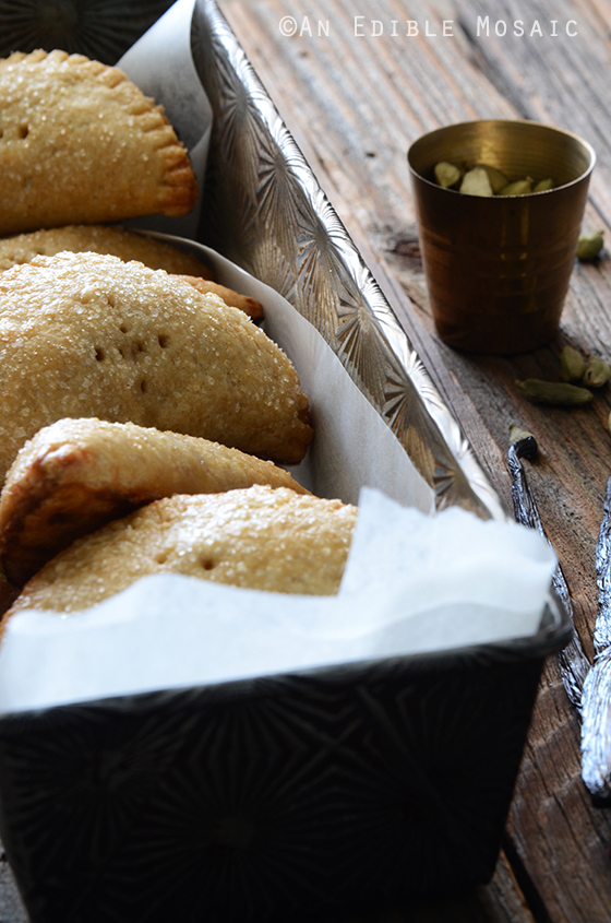 Vanilla-Cardamom Pear Hand Pies 2