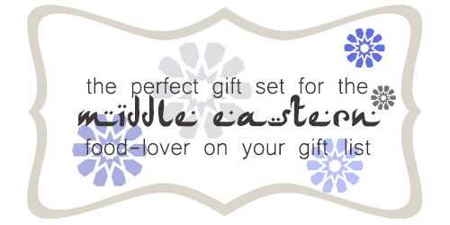 The Perfect Gift Set for the Middle Eastern Food Lover on Your Gift List