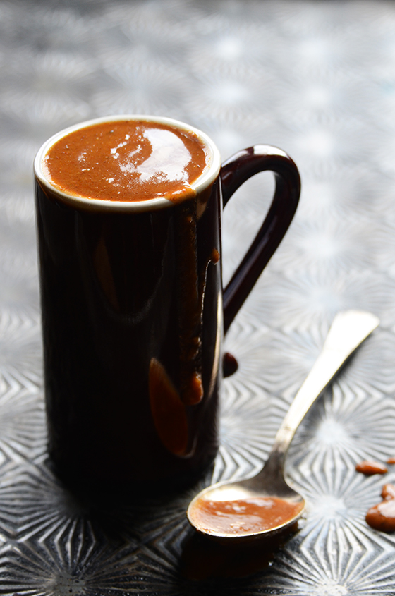 10-Minute Homemade Red Enchilada Sauce