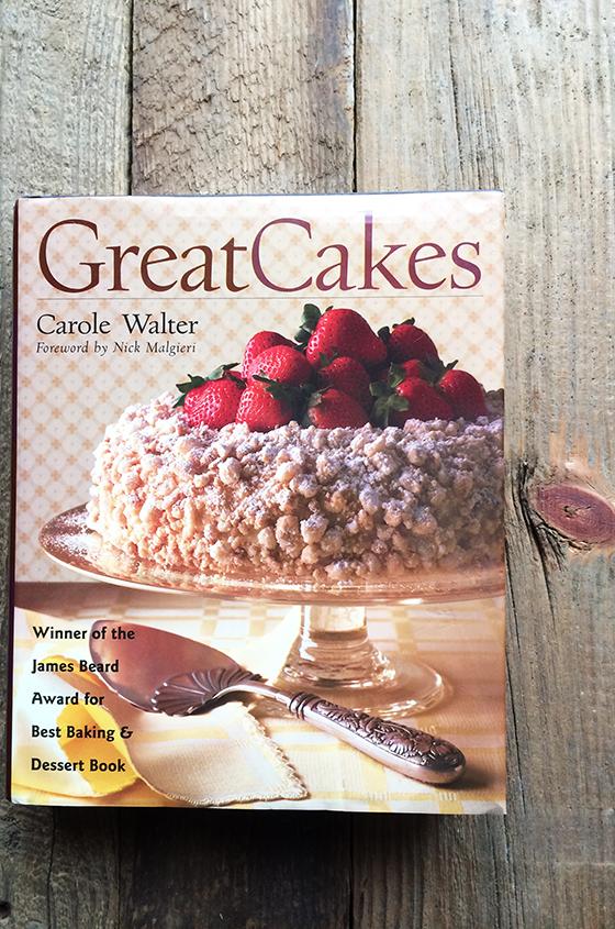 Great Cakes Cookbook