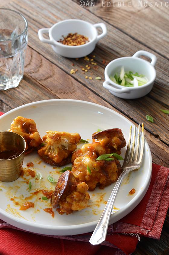 Healthier Roasted Gobi Manchurian 3