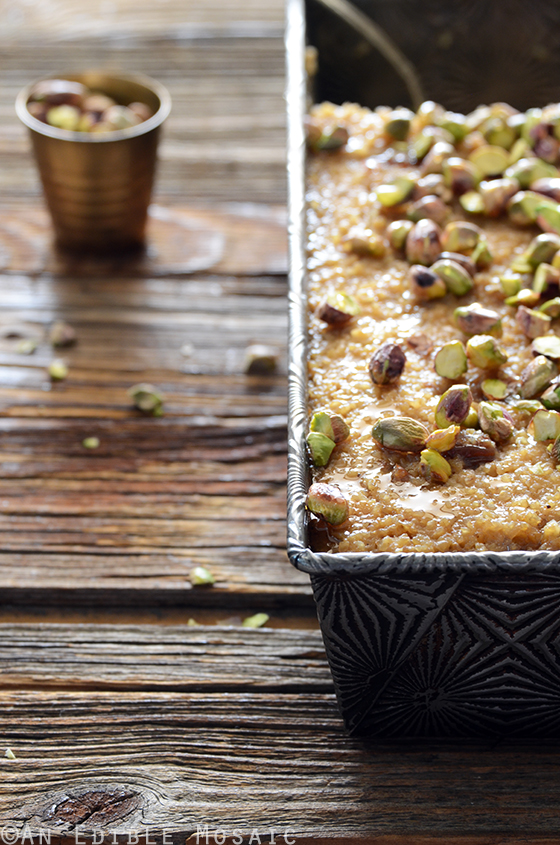 Middle Eastern Tahini, Date, and Cardamom Bulgur Wheat Breakfast Bake 4
