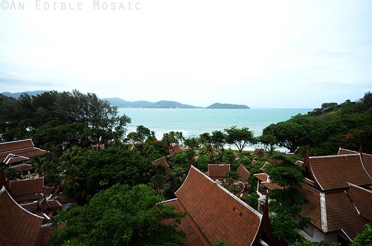 The View From a Hill Side Ocean View Suite