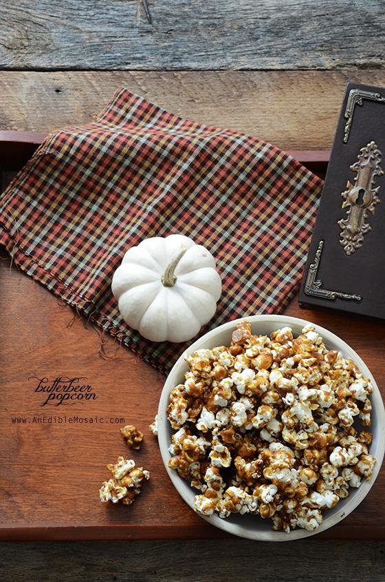 Butterbeer Popcorn